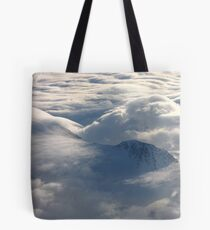 Hidden Antarctica Tote Bag