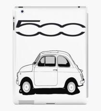 Fiat 500 ipad case iPad Case/Skin