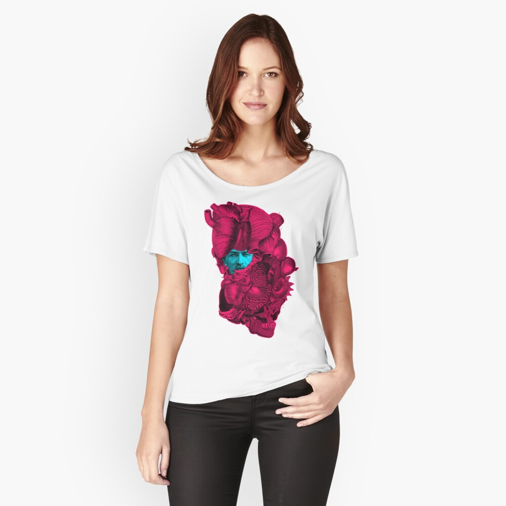 BEDOUIN Women's Relaxed Fit T-Shirt Front
