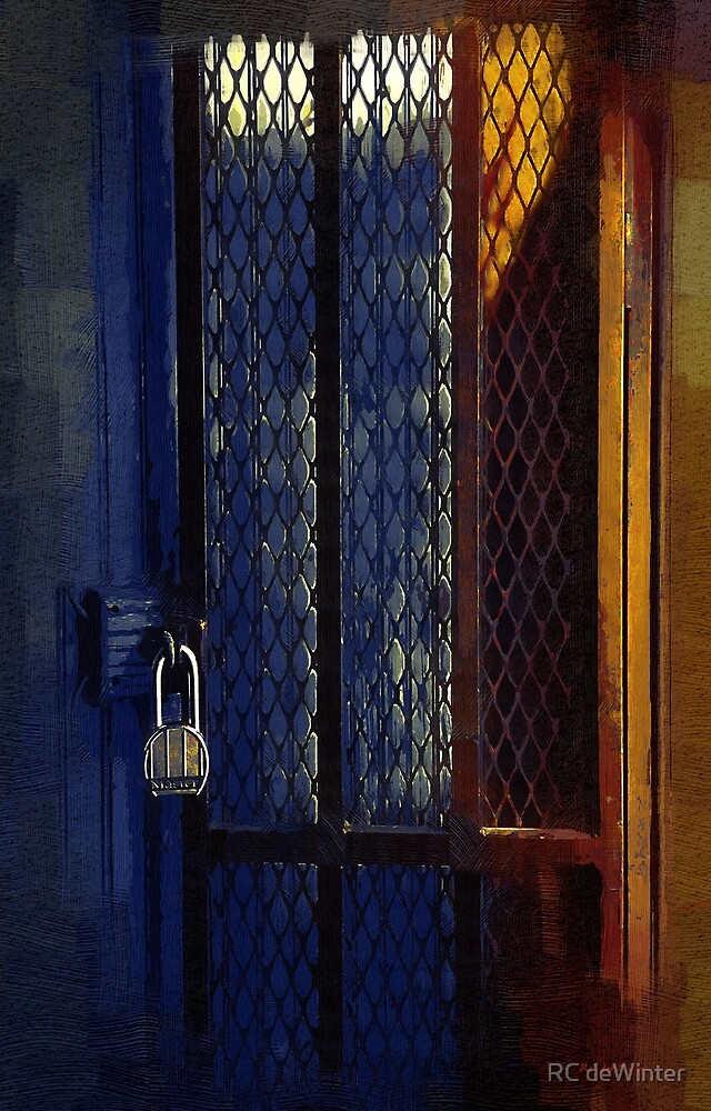 Locked Up Tight by RC deWinter