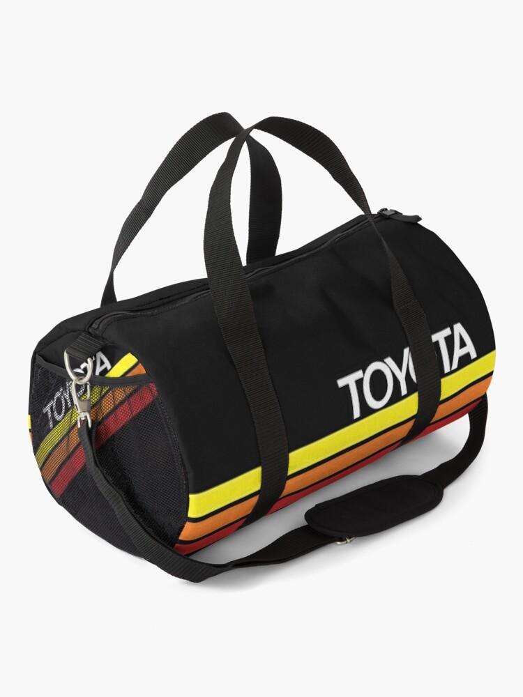 Alternate view of Toyota Racing Colors Duffle Bag