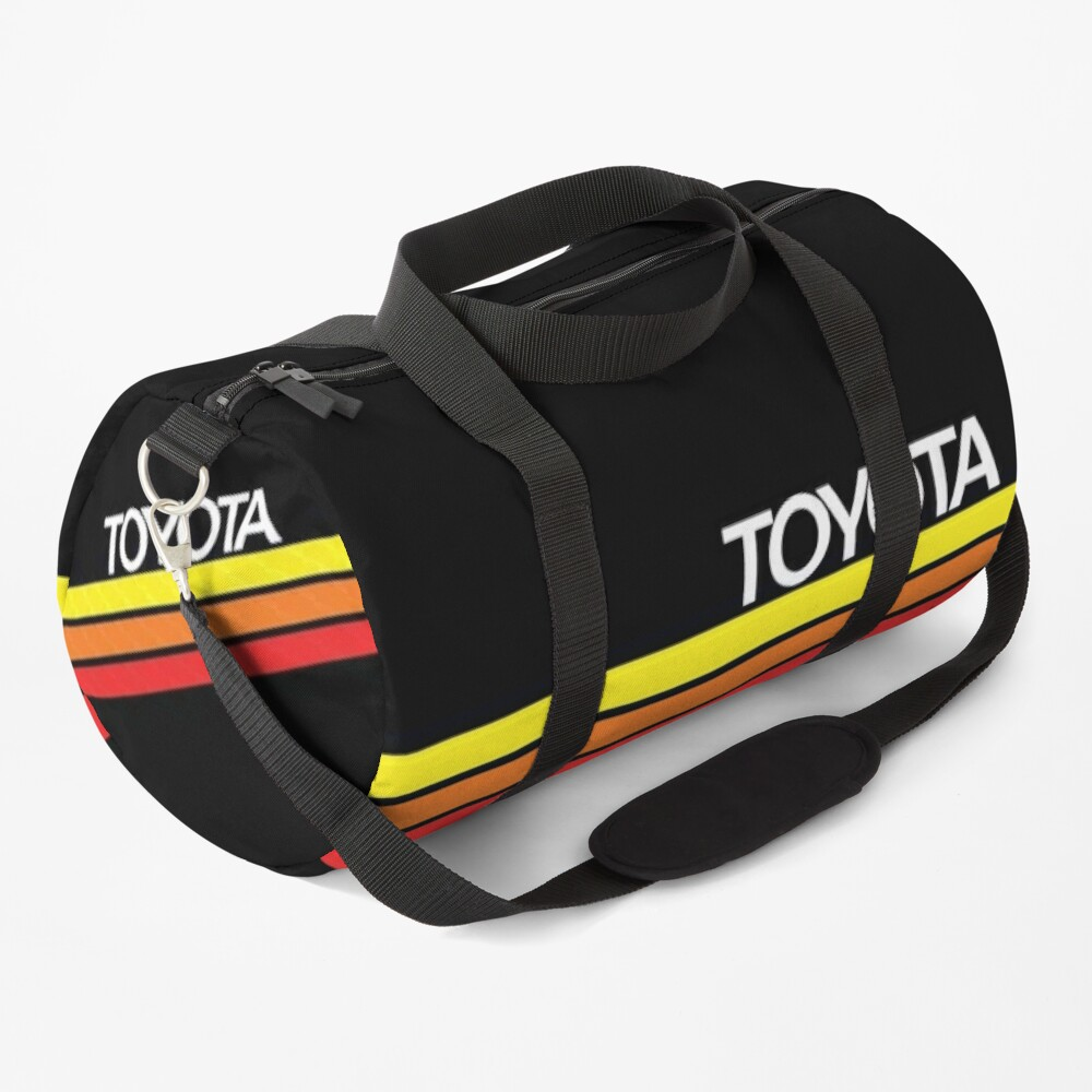 Toyota Racing Colors Duffle Bag
