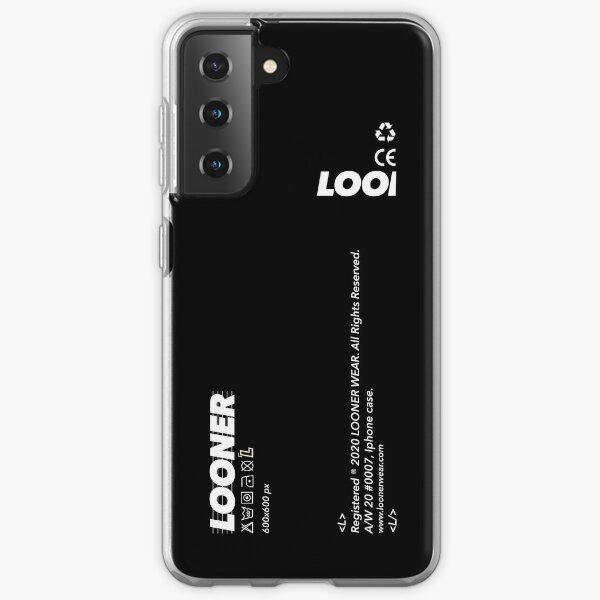 LOONER WEAR® CASE 2020 alternative Samsung Galaxy Soft Case