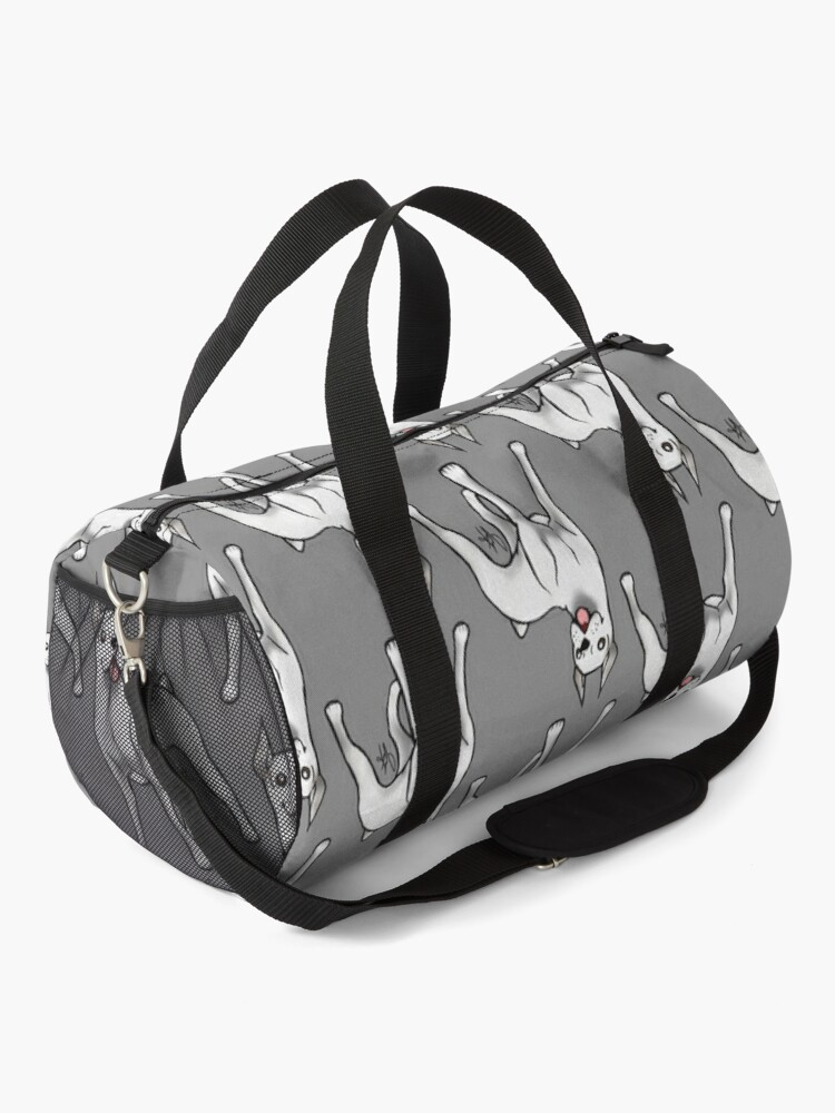 Alternate view of Boxer - White Duffle Bag