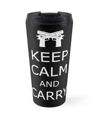 Keep Calm and Carry by truthis