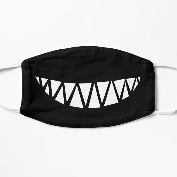 Razor Sharp Grin Flat Mask