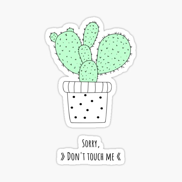 Sorry not sorry Drop it like it/'s hot Bitch Hearts I don/'t care. Prickly Sassy Cactus Be you Can/'t Touch This Unique