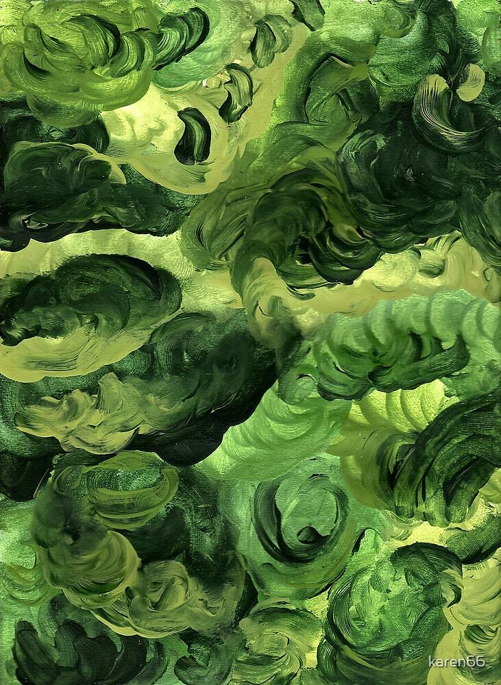 FANTASY IN GREEN by karen66