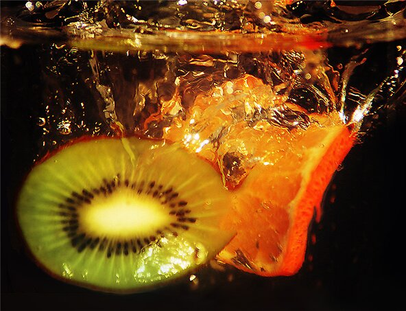 Fruit Plask by Daniel G.