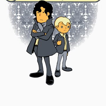 Inspector Holmes by JKTees