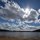 Big Sky, Rock Lake Algonquin Park by creativegenious