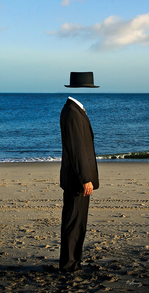 The Invisible Man by arqkourany
