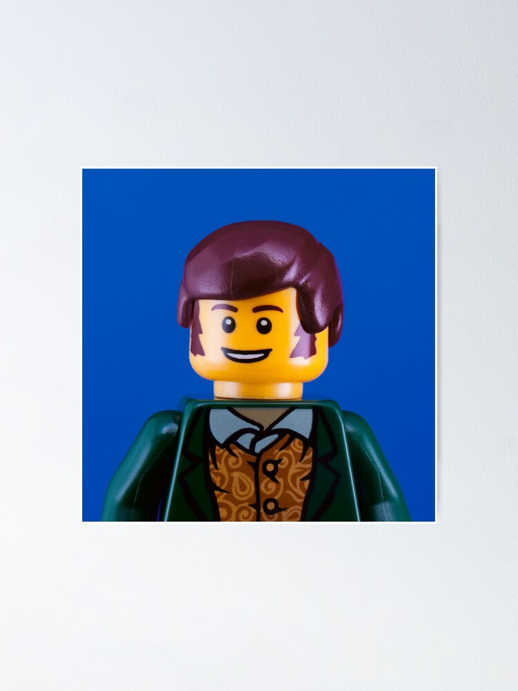 Alternate view of Robbie Burns Portrait Poster