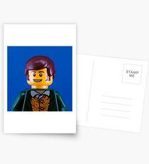 Robbie Burns Portrait Postcards
