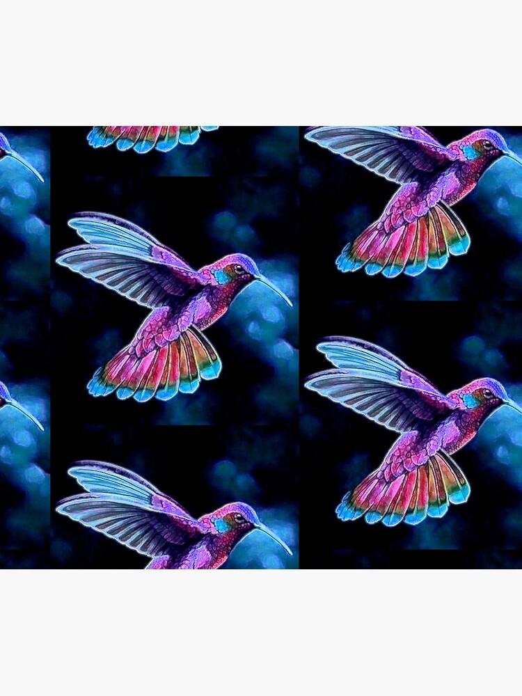 HUMMINGBIRD by michaeltodd