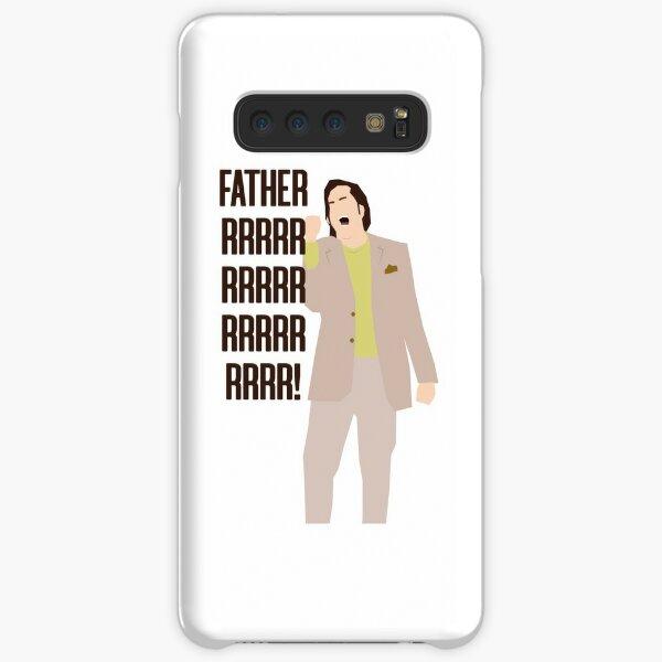 The IT Crowd Douglas Reynholm Father Artwork Samsung Galaxy Snap Case
