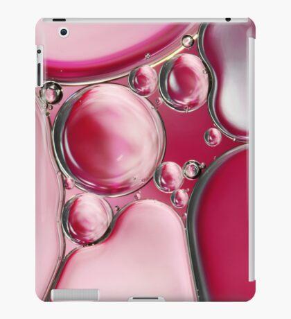 Powder Pink to Passion Pink iPad Case/Skin