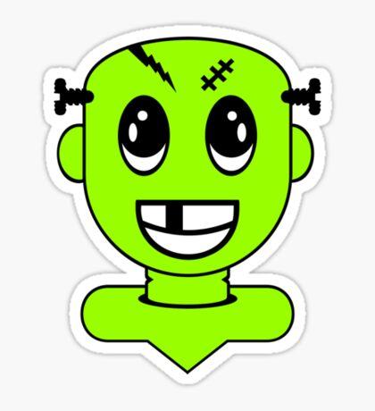 Frankenstein VRS2 Sticker