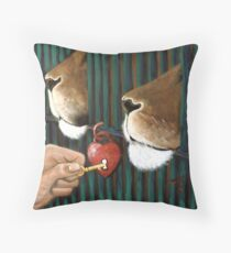 Releasing The Apostolic-Setting Free The Captives Throw Pillow