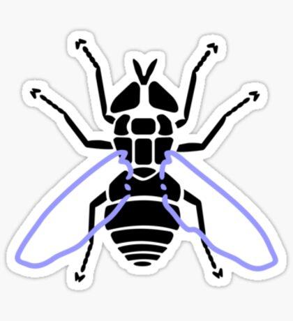 Fly VRS2 Sticker