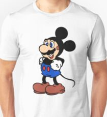 Super Mickey Brother Unisex T-Shirt