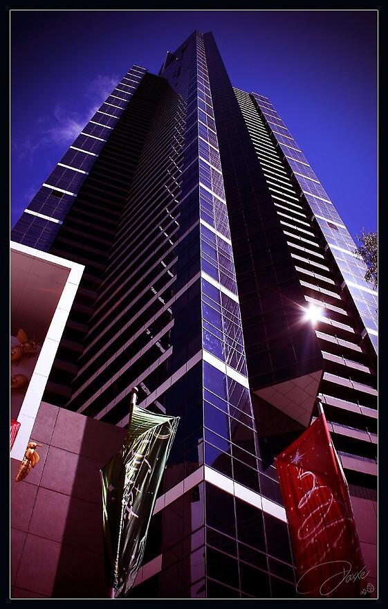 Eureka Tower by Daniel G.