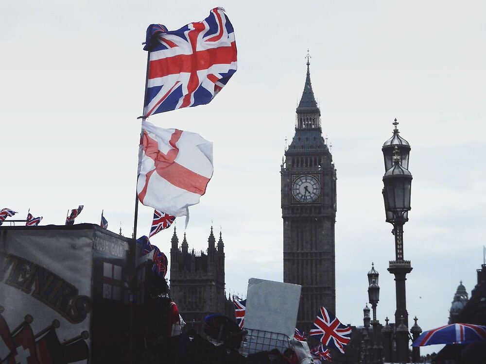 Westminster Bridge by danasara