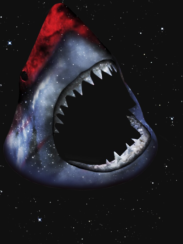 12th Doctor Who Star/Space Shark T-Shirt Ver. 1 | Unisex T-Shirt