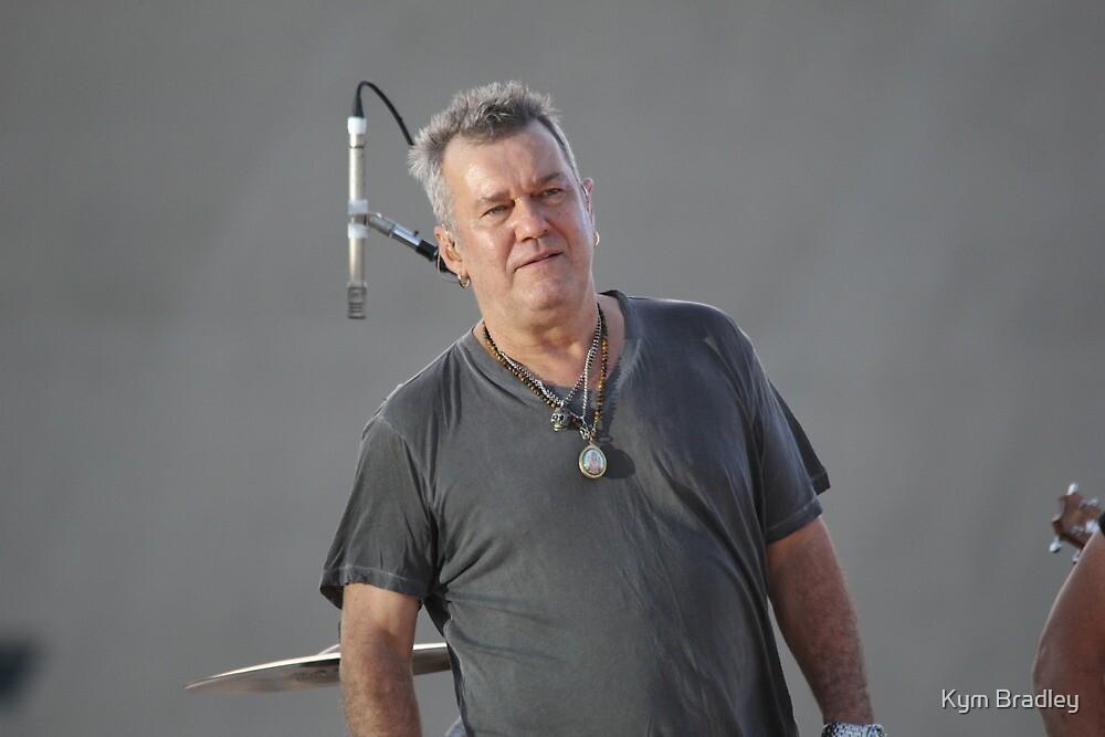 Jimmy Barnes  Australia Day Concert rehearsal 2013 Canberra by Kym Bradley