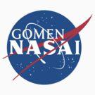 GOMEN NASAI by revnandi