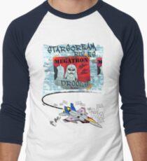 Starscream Rules Men's Baseball ¾ T-Shirt