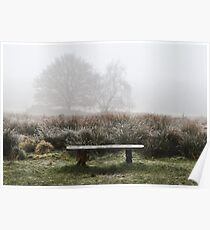 Bench Poster