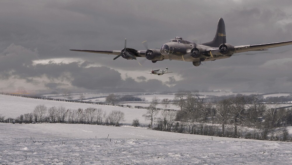 B17- St Crispins Day by Pat Speirs