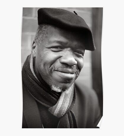 Etienne: Jazz Singer Poster