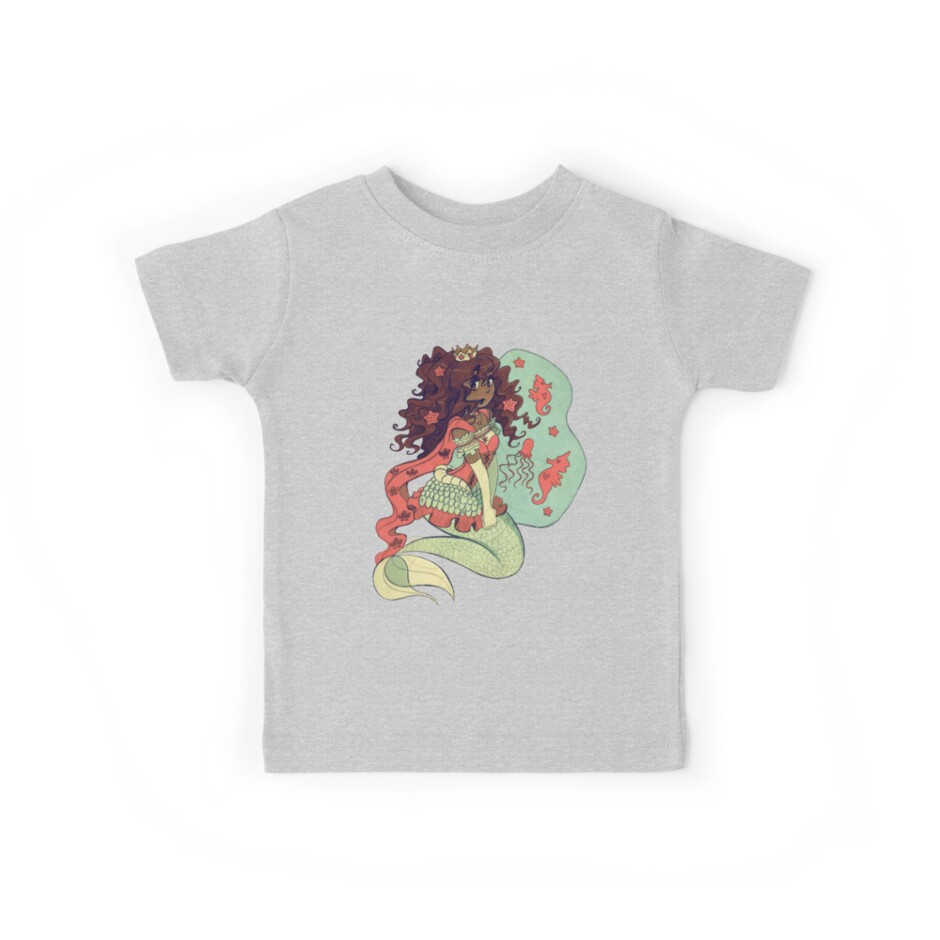 Mermaid Princess by SaradaBoru