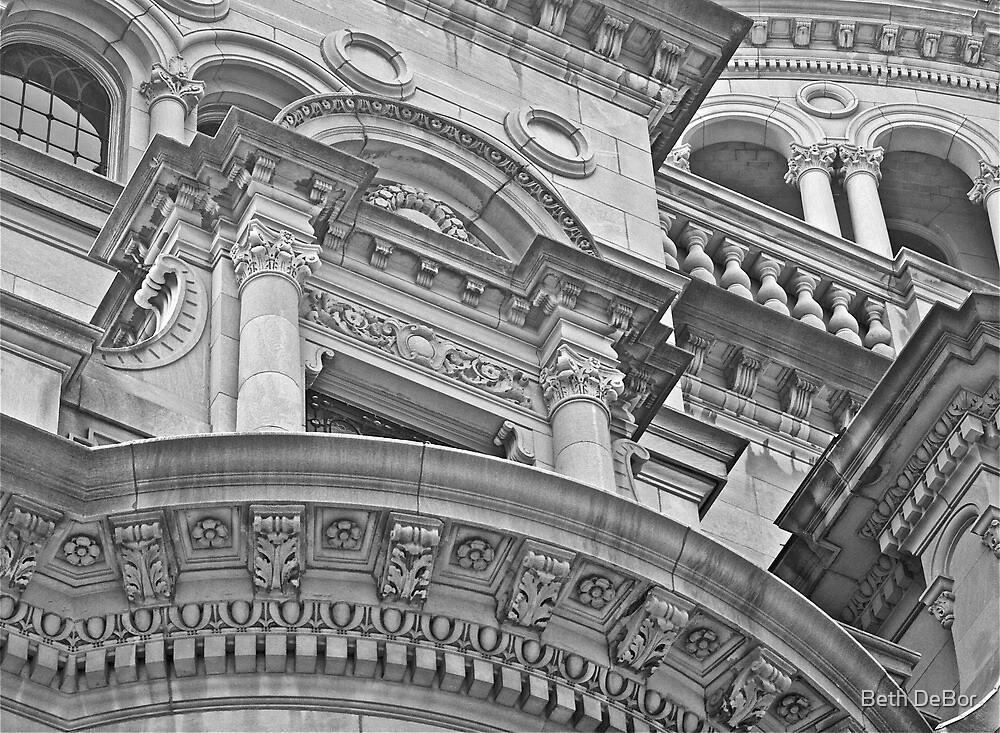 Mother Church, Boston by Beth DeBor