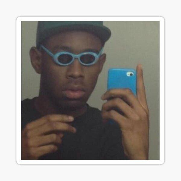 Tyler meme Sticker