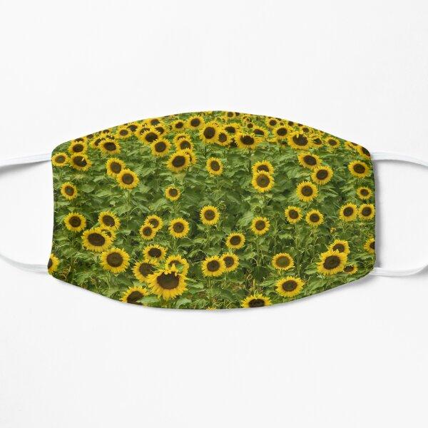 Field a Flower Flat Mask