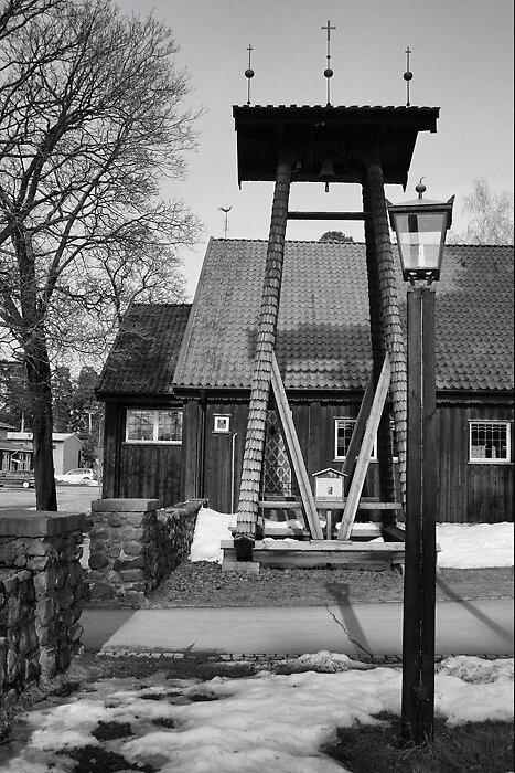 Kyrkans Barntimmar by Daniel G.