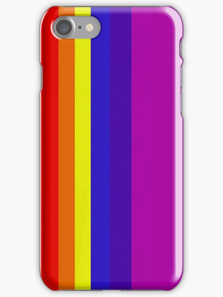 Rainbow by poisonedlove