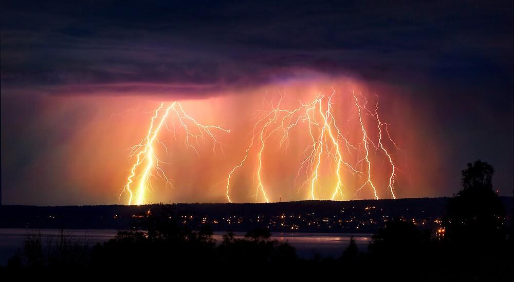 Lightning Power by Daniel G.