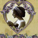 Lady Violet Valentine by WinonaCookie