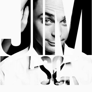 Jim Parsons by hannahollywood