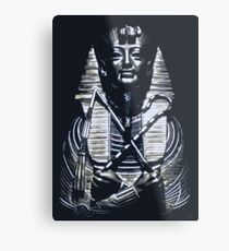 Tutankhamun Metal Print