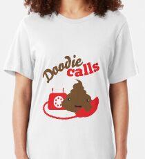 doodie calls Slim Fit T-Shirt