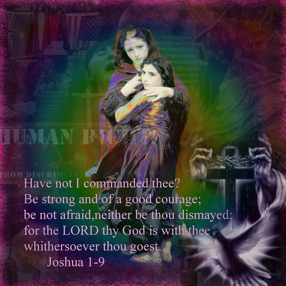 Joshua 1-9 by Elaine Game
