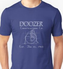 Doozer Construction Co. Unisex T-Shirt