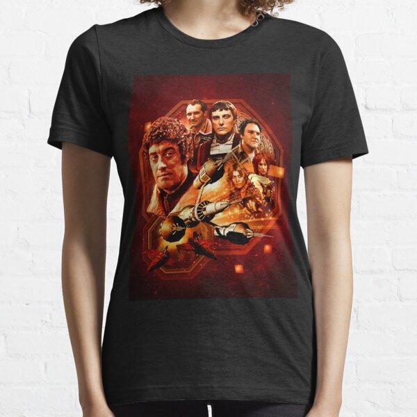 Blake's 7 Series 1 Montage Essential T-Shirt
