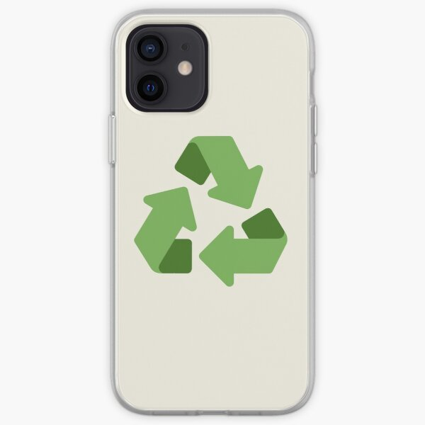 Reciclar Funda blanda para iPhone