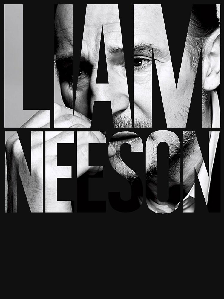 Liam Neeson | Unisex T-Shirt